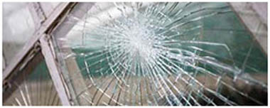 Dunstable Smashed Glass
